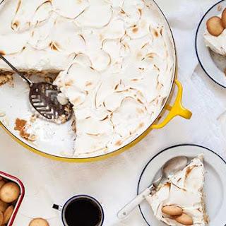 Gluten Free Banana Pudding Pie