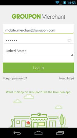 Groupon Merchants 4.2 screenshot 246701