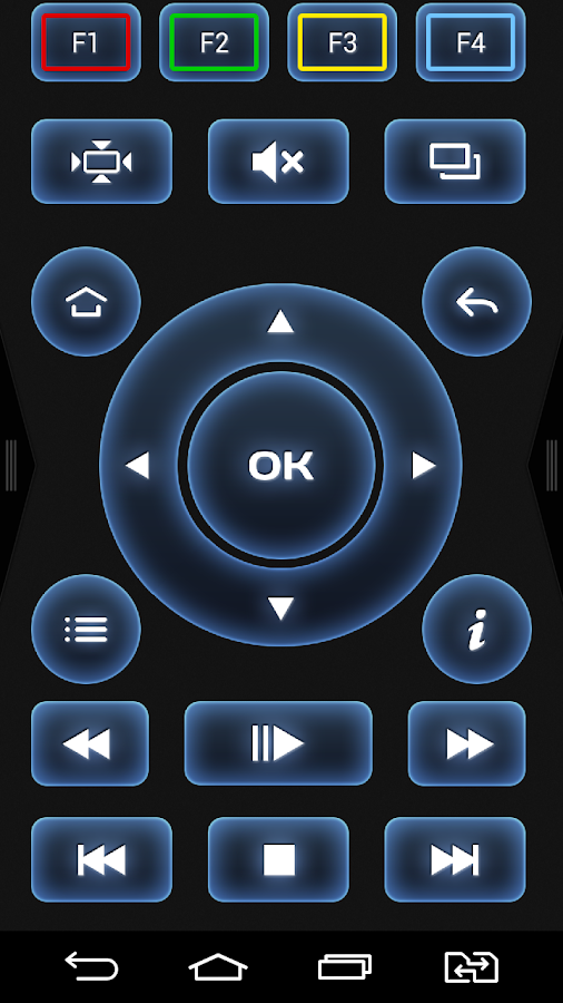 MAGic Remote- screenshot