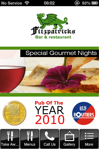 Fitzpatricks Bar Restaurant