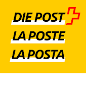 App Posta Svizzera