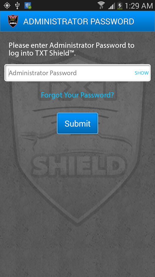 TXT SHIELD™ LITE - screenshot