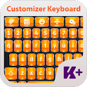Customizer Keyboard Theme icon