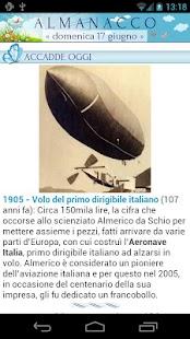 Almanacco- screenshot thumbnail