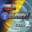 Pinpoint Weather icon