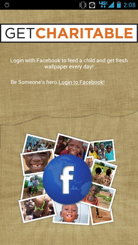 Get Charitable - screenshot