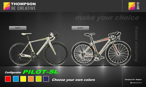 THOMPSON BIKES - PILOT-SL RACE