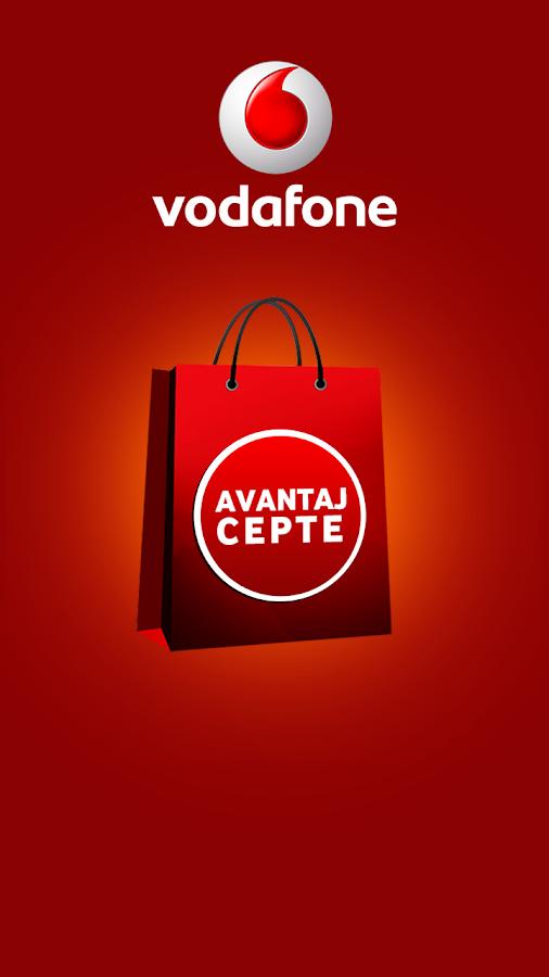 Vodafone Avantaj Cepte - screenshot