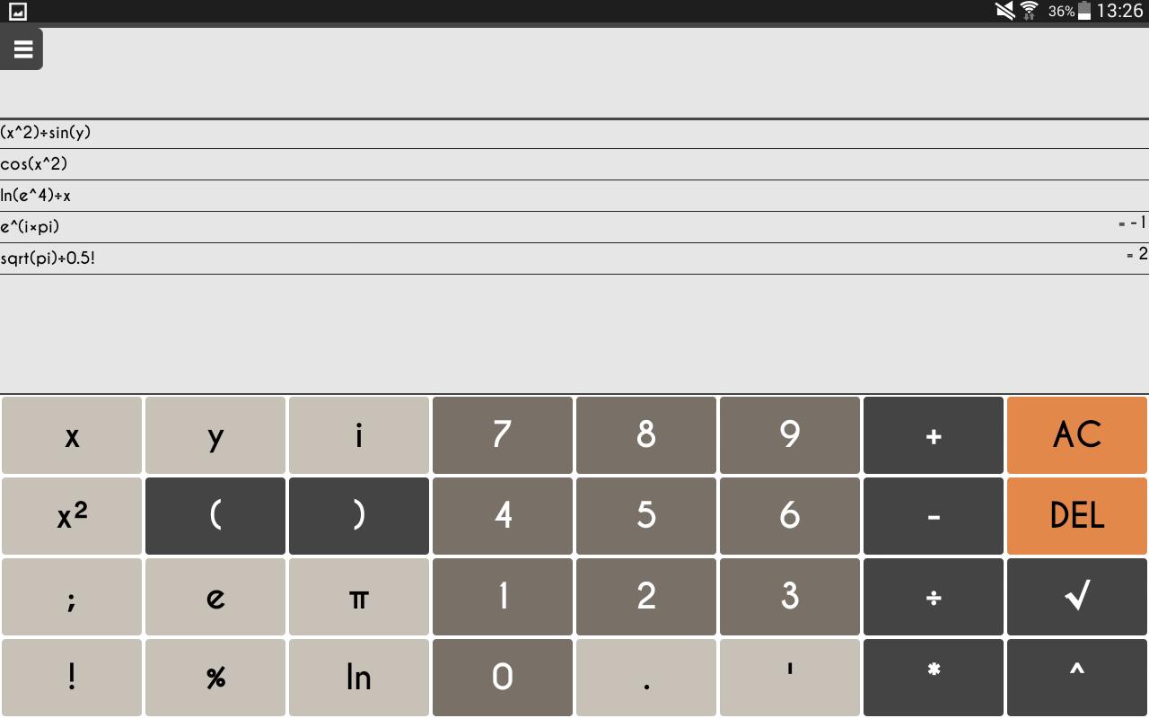 BisMag Calculator 3D screenshot #20