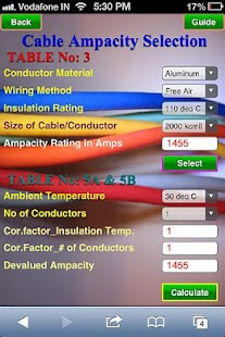 Cec 2012 ampacity calculator android apps on google play cec 2012 ampacity calculator screenshot thumbnail cec 2012 ampacity calculator screenshot thumbnail greentooth Images