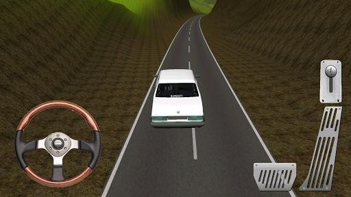 Hill Climb Car Racing 3D