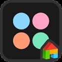 Rounding Flat Dodol Theme icon