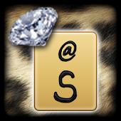 KB SKIN - Leopard Diamonds
