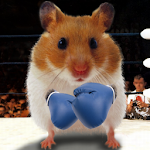 Funny Hamster Cracked Screen 1.1.9 Apk