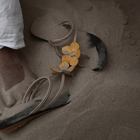 Untitled by Yana Villion - Artistic Objects Clothing & Accessories ( shoes, sand, sandals, shoe, artistic, object )