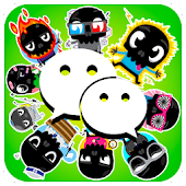 Chat Stickers Free!