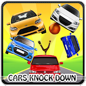 Cars Knock Down