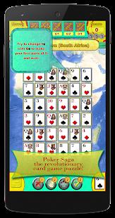 Poker Saga - road to Las Vegas - screenshot thumbnail