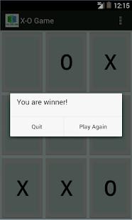 玩免費解謎APP|下載X-O Game app不用錢|硬是要APP