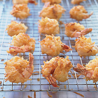 Crispy Coconut Shrimp.