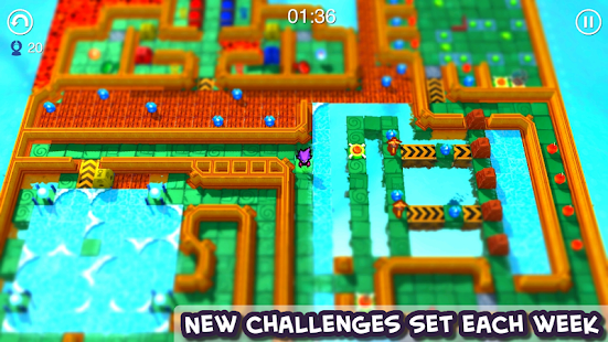 Chuck's Challenge 3D Ultra2016 Screenshot 13
