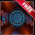 Disco lights Free lwp icon