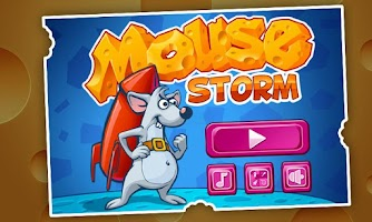 Screenshot of Mouse Storm
