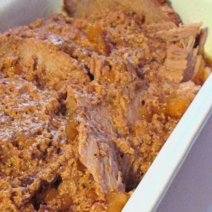 Pork Loin with Milk Recipe