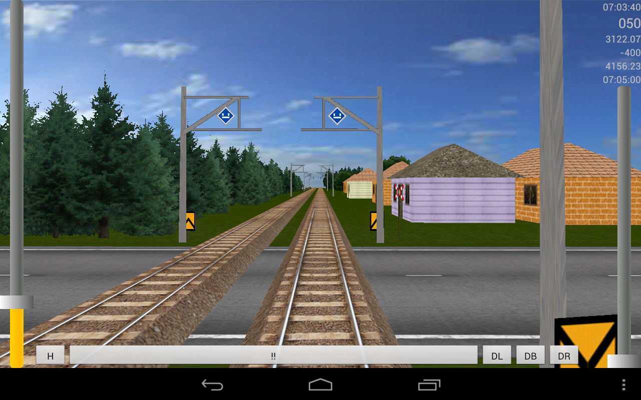 Train Driver - Train Simulator - screenshot