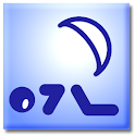 Apnea sleep position trainer icon