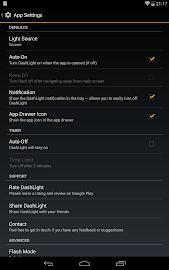 DashLight (Torch/Flashlight) Screenshot 10