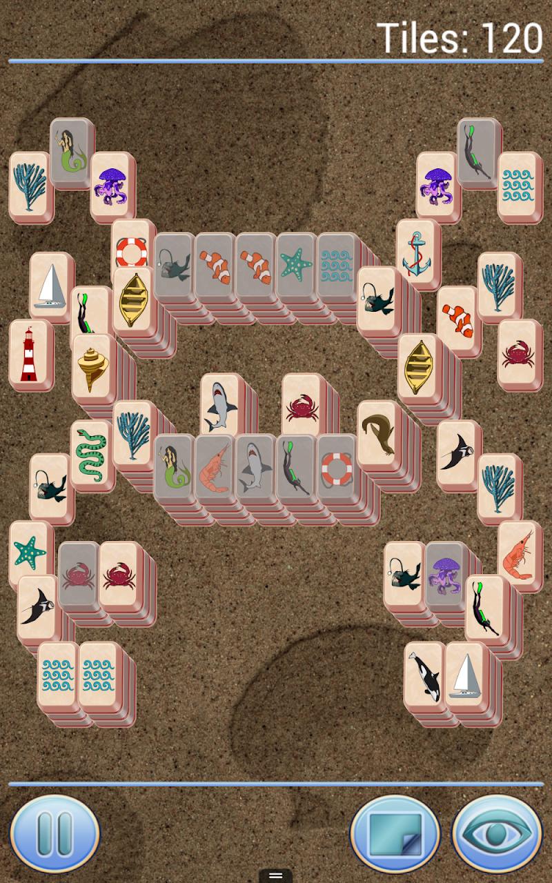 Mahjong 3 (Full) Screenshot 7