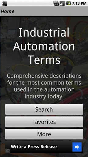 Industrial Automation TermsJr