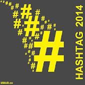 HASHTAG 2014