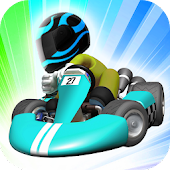 Go Kart vs Racing Game