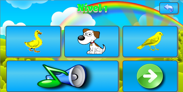 Sounds of Animals  Kids Game- screenshot thumbnail