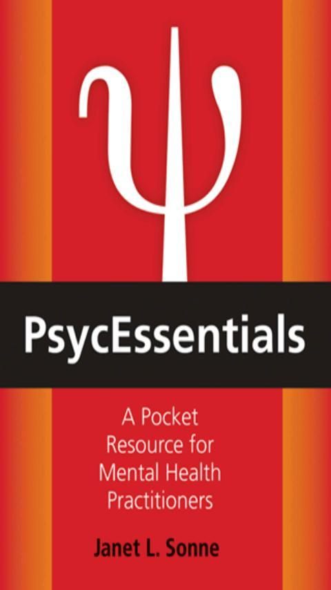 PsycEssentials- screenshot