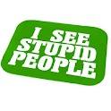 Stupidity logo