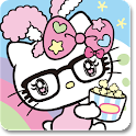 HELLO KITTY Theme140 icon