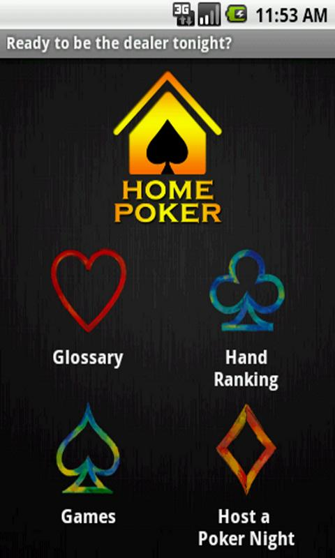 Home Poker Lite- screenshot