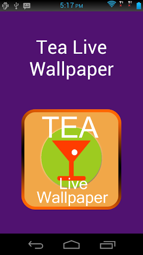 【免費生活App】Tea Live Wallpaper-APP點子