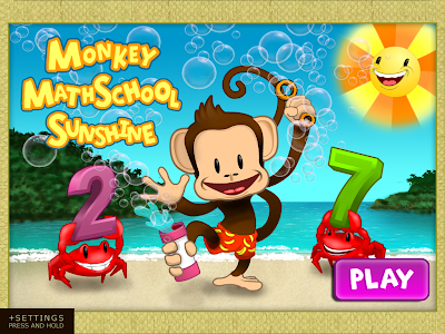 Monkey Math School Sunshine v1.37