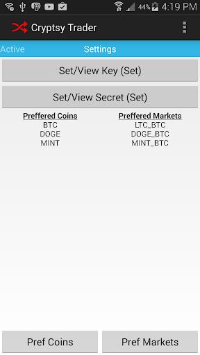 Cryptsy Trader