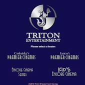 Triton Movie App