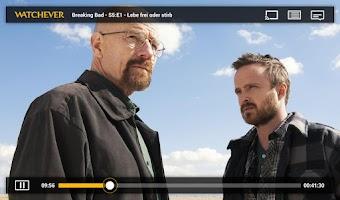 Screenshot of WATCHEVER
