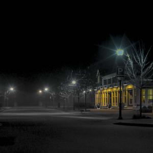 Foggy night shooting Pitt Meadows.JPG