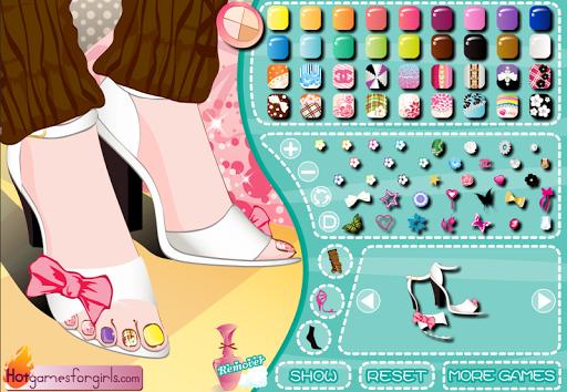 【免費休閒App】เกมส์แต่งเล็บเท้าแฟชั่น-APP點子