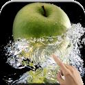 Pomme verte live wallpaper icon