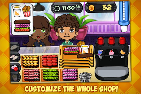 My Sandwich Shop - Food Store - screenshot thumbnail