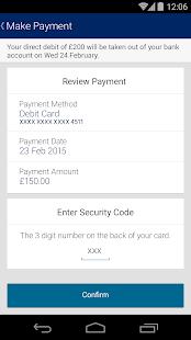 Amex UK - screenshot thumbnail